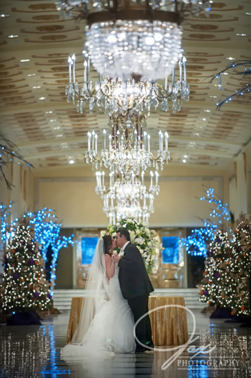 The Mayflower Hotel in Washington DC weddings
